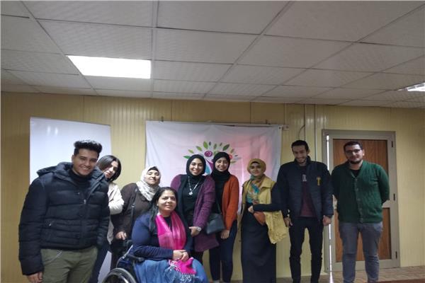 القومي للإعاقة ينظم ورشة تدريبية لمترجمي الإشارة للمشاركة في معرض الكتاب