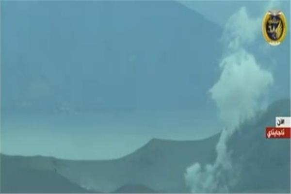 فيديو حالة تأهب بالعاصمة الفلبينية بسبب بركان «تال»