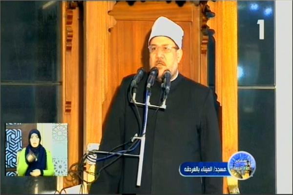 فيديو وزير الأوقاف يبرز أهمية « الأداب العامة بالمجتمع » بخطبة الجمعة