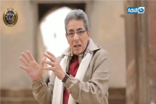 فيديو محمود سعد أحمد بن طولون وجد كنزا وبنى به مسجده