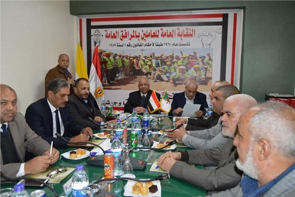 بروتوكول تعاون بين نقابة المرافق والاتحادية الجزائرية لصناعة الكهرباء