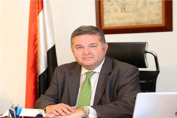 وزير قطاع الآعمال: توفير محطات الشحن للسيارات الكهربائية العام الجاري