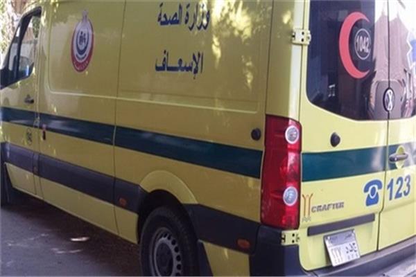 مصرع وإصابة 15 شخصًا في تصادم 4 سيارات بالمنيا