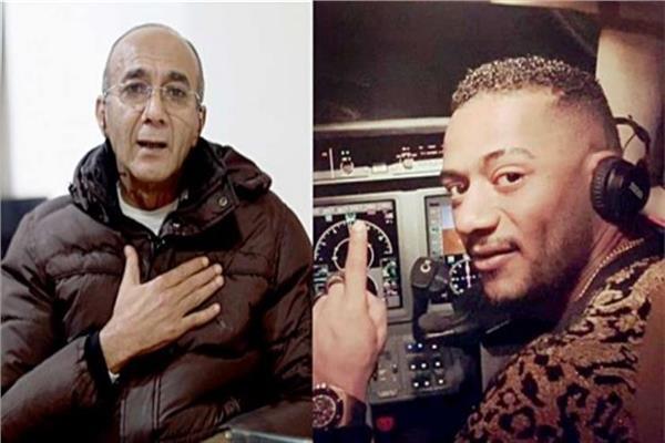 الطيار الموقوف لـ«محمد رمضان» «مش هاخد منك مرتب كرامتي ماتسمحليش»