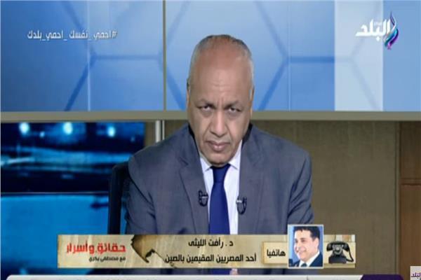 طبيب مصري الالتزام سر سيطرة الصين على كورونا