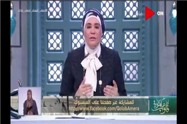 فيديو نادية عمارة ينبغي على أولياء الأمور توجيه أولادهم بالرفق والحوار