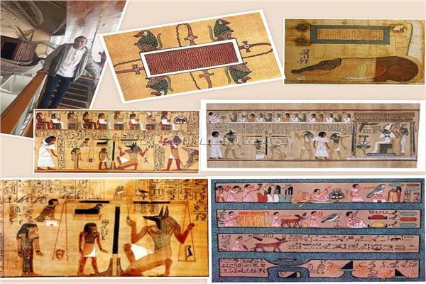 باحث أثري: مصر الفرعونية صاحبه الفضل في نشأة دولة القانون