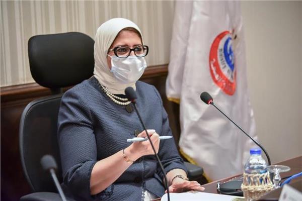 هالة زايد: جميع العاملين في القطاع الصحي يشكرون رئيس الوزراء