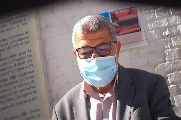 بالفيديو عالم لاهوت زميل الغنوشي يتآمر مع قطر والإخوان على فرنسا