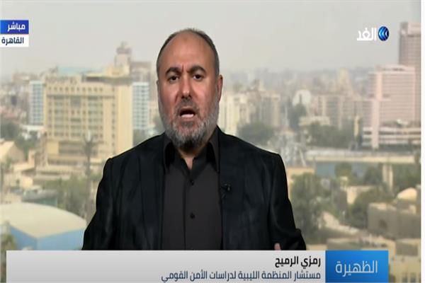 بالفيديو رمزي الرميح أطالب بهيكلة مجلس الأمن للحفاظ على السلم