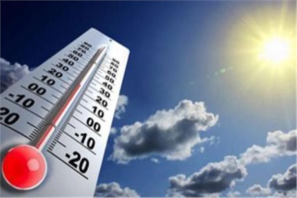 فيديو الأرصاد تحذر من ارتفاع درجات الحرارة والرطوبة