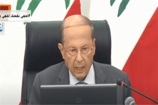 فيديو الرئيس اللبناني سنكشف ملابسات انفجار بيروت في أسرع وقت
