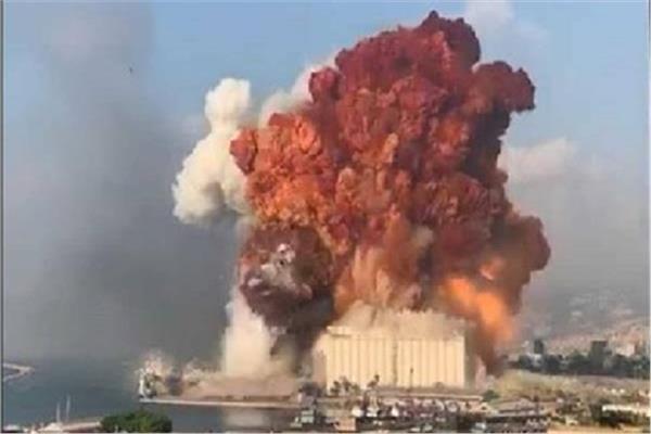 فيديو تعرف على مكونات المادة المسببة لانفجار بيروت