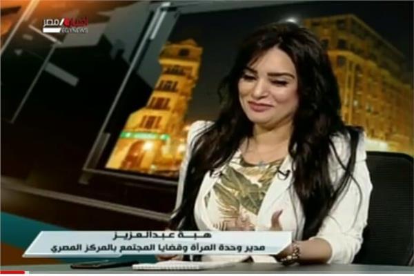 بالفيديو الكاتبة هبة عبد العزيز المرأة قادرة على تشكيل وعي وثقافة المجتمع
