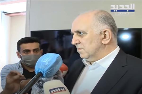 بالفيديو وزير الداخلية اللبناني أي مسئول يثبت تورطه في انفجار مرفأ بيروت سيحاسب
