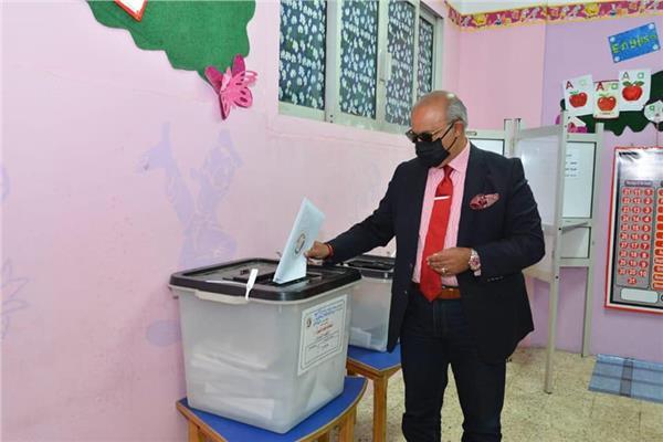 مساعد وزير التموين: المشاركة في الانتخابات واجب وطنى