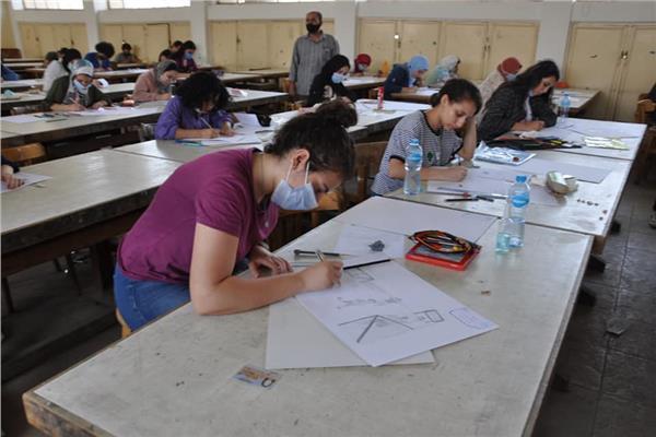 تنسيق الجامعات 2020| ٩٧ ألف طالب يسجلون في اختبارات القدرات