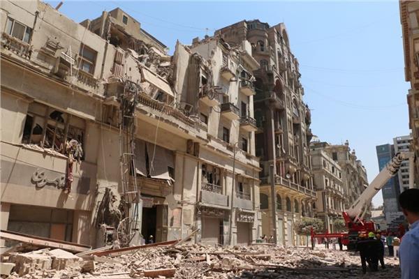 فيديو| بوابة أخبار اليوم داخل الشقق الجديدة لسكان عقار قصر النيل