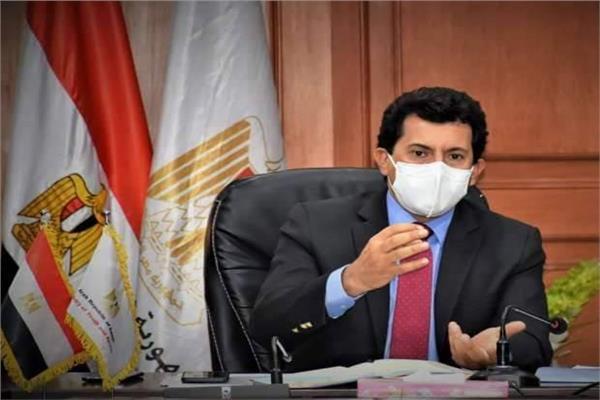 خاص| وزير الشباب والرياضة: مصر تنظم ٣٠ بطولة دولية العام المقبل
