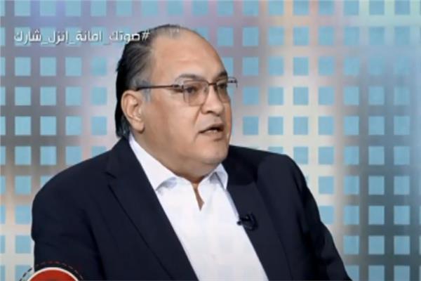 حافظ أبو سعدة التنافسية التعددية جعلت الإقبال مرتفعا رغم تحدى كورونا