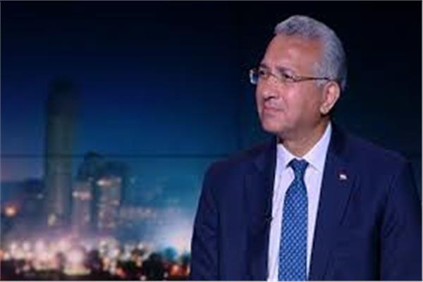 السفير محمد حجازي الدولة المصرية تعمل من أجل شعبها
