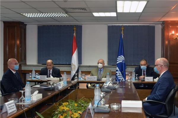 تجديد مصر للطيران لشهادة «الإيزاجو الدولية»