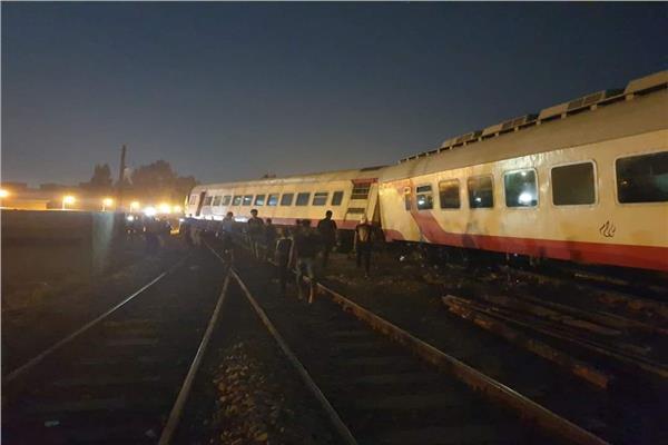 خاص   السكة الحديد: تشكيل لجنة فنية لبحث أسباب حادث قطار طنطا