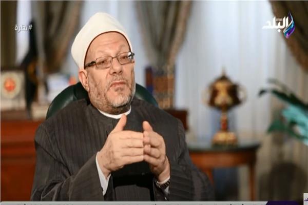 المفتي سحبنا البساط من الجماعات الإرهابية واستعدنا ثقة المصريين