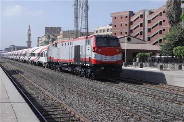 حركة القطارات| تأخيرات السكة الحديد الجمعة 22 يناير