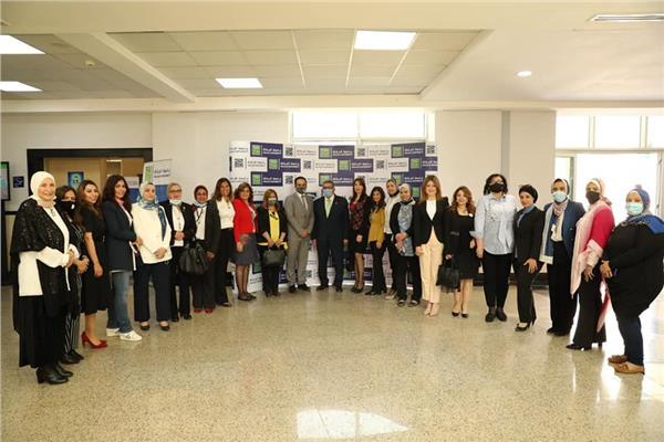 جامعة الجلالة تنظم احتفالية للقيادات النسائية في مجال المسئولية المجتمعية