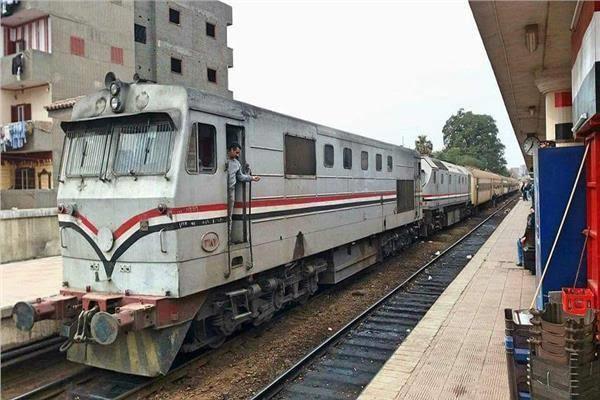 ننشر مواعيد قطارات السكة الحديد اليوم الخميس 8 أبريل
