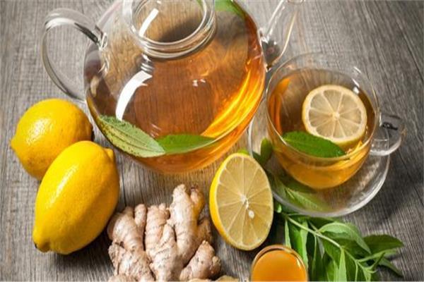 لتقوية المناعة مشروب البرتقال بالليمون والعسل والقرفة