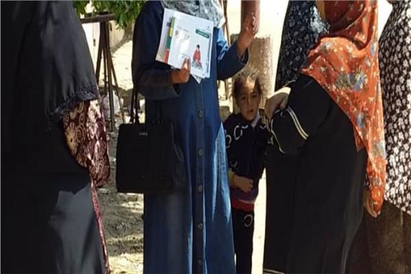 «قومي المرأة» ينظم 7650 زيارة للقرى للتوعية بمخاطر «الزيوت المهدرجة»