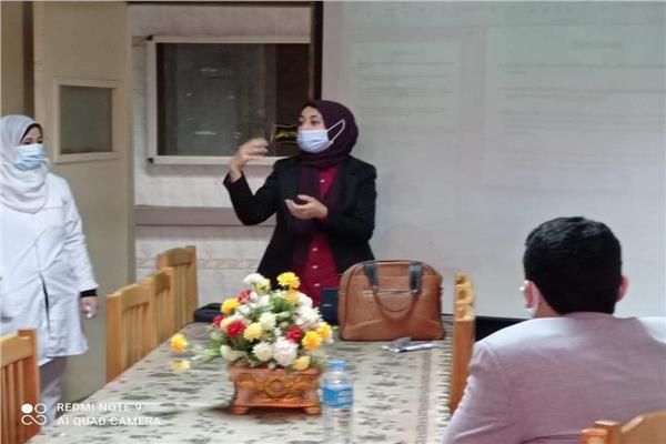 مستشفيات جامعة المنوفية تدشن ندوة حول «الوقاية من العدوى»