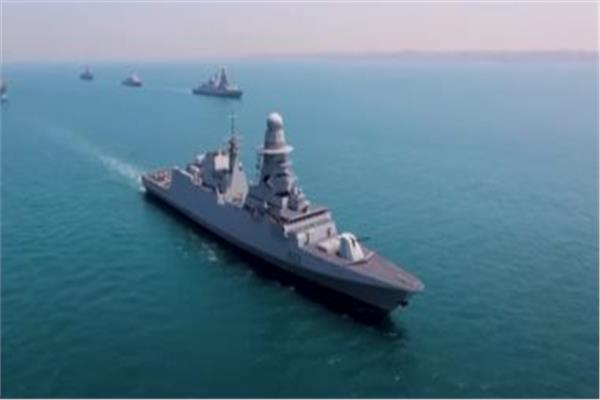 وصول الفرقاطة «برنيس» إلى قاعدة الإسكندرية للانضمام إلى القوات البحرية