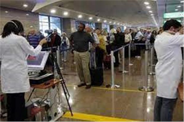 منع 10 ركاب أجانب من دخول البلاد بسبب إصابتهم بكورونا