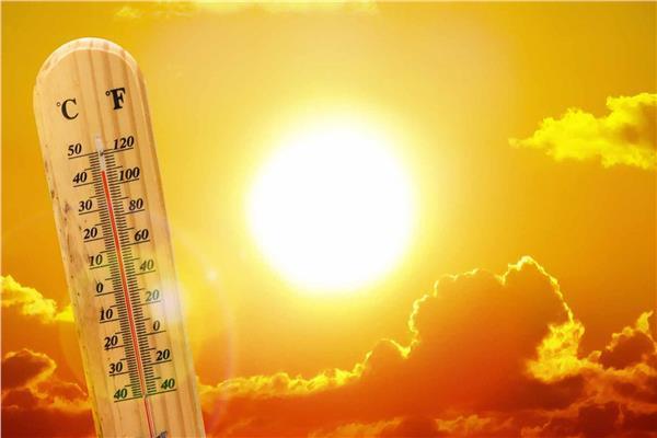 الأرصاد: اليوم.. حار نهارًا على القاهرة الكبرى شدشد الحرارة علي جنوب الصعيد
