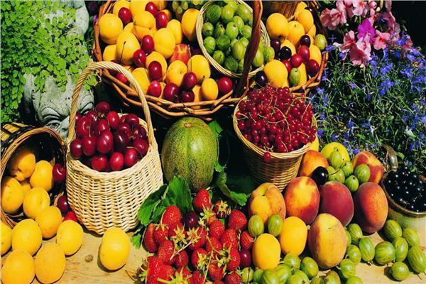 أسعار الفاكهة في سوق العبور اليوم وقفة عيد الفطر المبارك