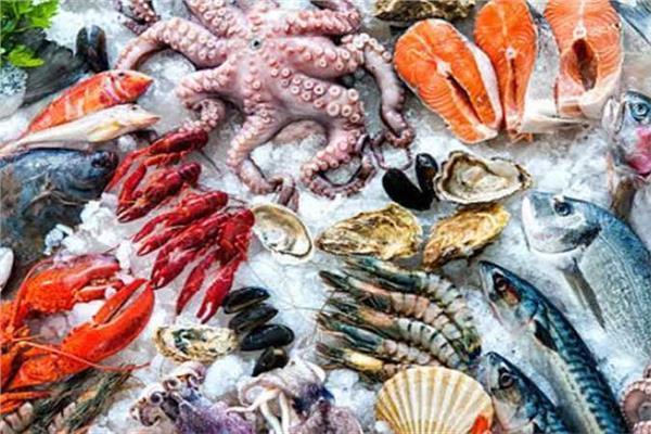 أسعار الأسماك بسوق العبور في وقفة عيد الفطر المبارك