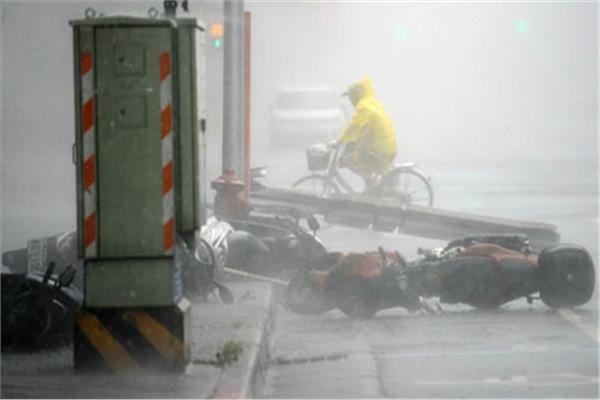 إجلاء سكان مدينة أتامي باليابان مع اقتراب عاصفة «نيبارتاك» الإستوائية
