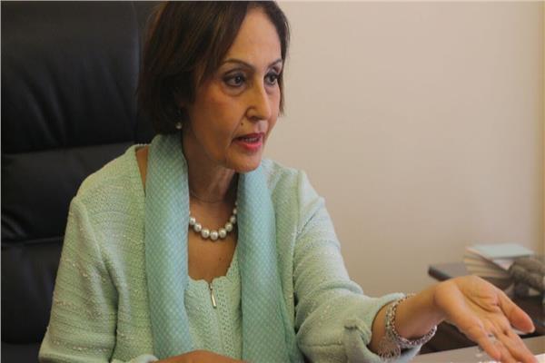 نائلة جبر مصر أدركت حدوث ظاهرة الاتجار بالبشر مبكرًا