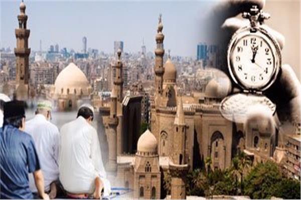 مواقيت الصلاة بمحافظات مصر والعواصم العربيةالسبت 31 يوليو