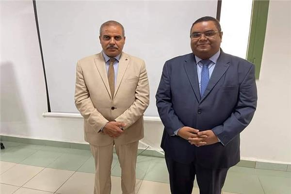 الدكتور أحمد رمضان صوفي وكيلًا لكلية العلوم بجامعة الأزهر