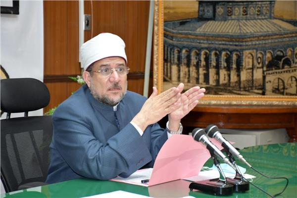صور| وزير الأوقاف يلتقي المجموعة الثالثة من مرشحي برنامج «الإمام المفكر»