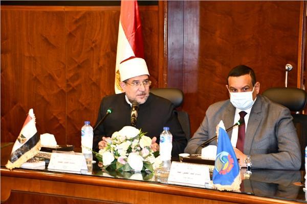 وزير الأوقاف: التطوير الدائم لمستوى الأئمة هدف استراتيجي ومحوري