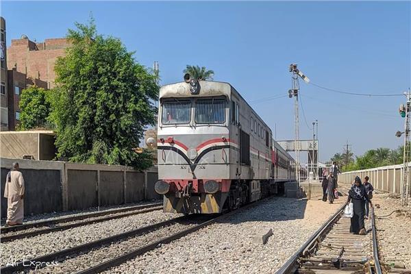 حركة القطارات   70 دقيقة تأخير بين «بنها وبورسعيد».. الأحد ١٧أكتوبر