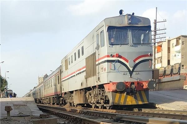 حركة القطارات  70 دقيقة متوسط التأخيرات بين «طنطا المنصورة دمياط».. اليوم