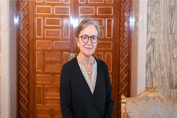 رئيسة الحكومة التونسية تصل الرياض للمشاركة في قمة الشرق الأوسط الأخضر