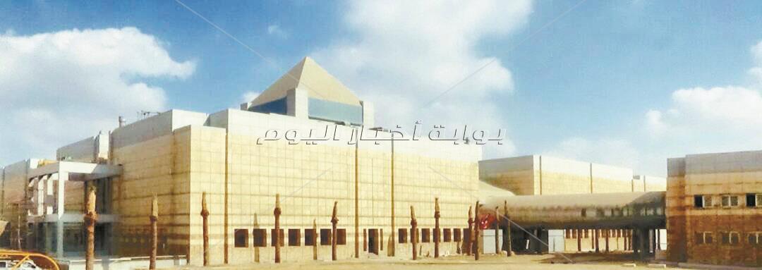 تفاصيل متحف الحضارة بالفسطاط قبل افتتاحه