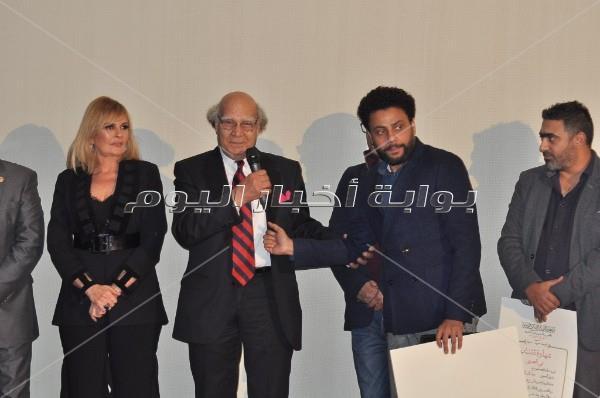 تكريم الفخراني وليلى علوي في ختام مهرجان «جمعية الفيلم?»